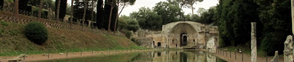 Italy-hadrian's-villa-pool-1